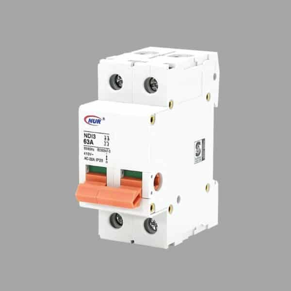 NDI 3 Din Rail Isolator