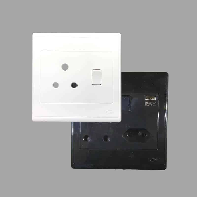 Sockets Switches 1