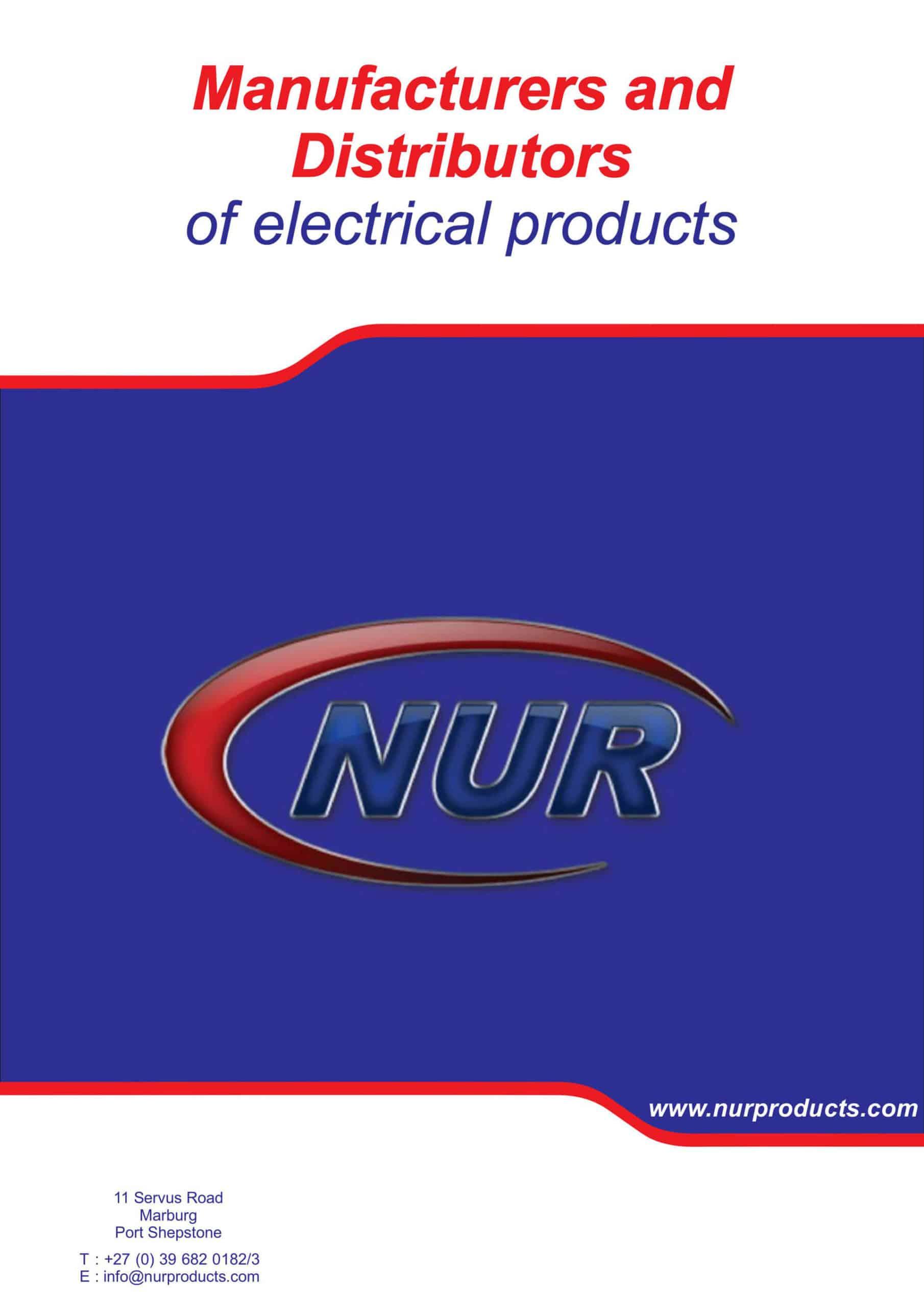 NUR Catalogue Page 18